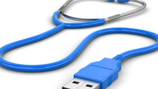 http://www.dreamstime.com/stock-images-stethoscope-usb-cable-image-clipping-path-image77986674