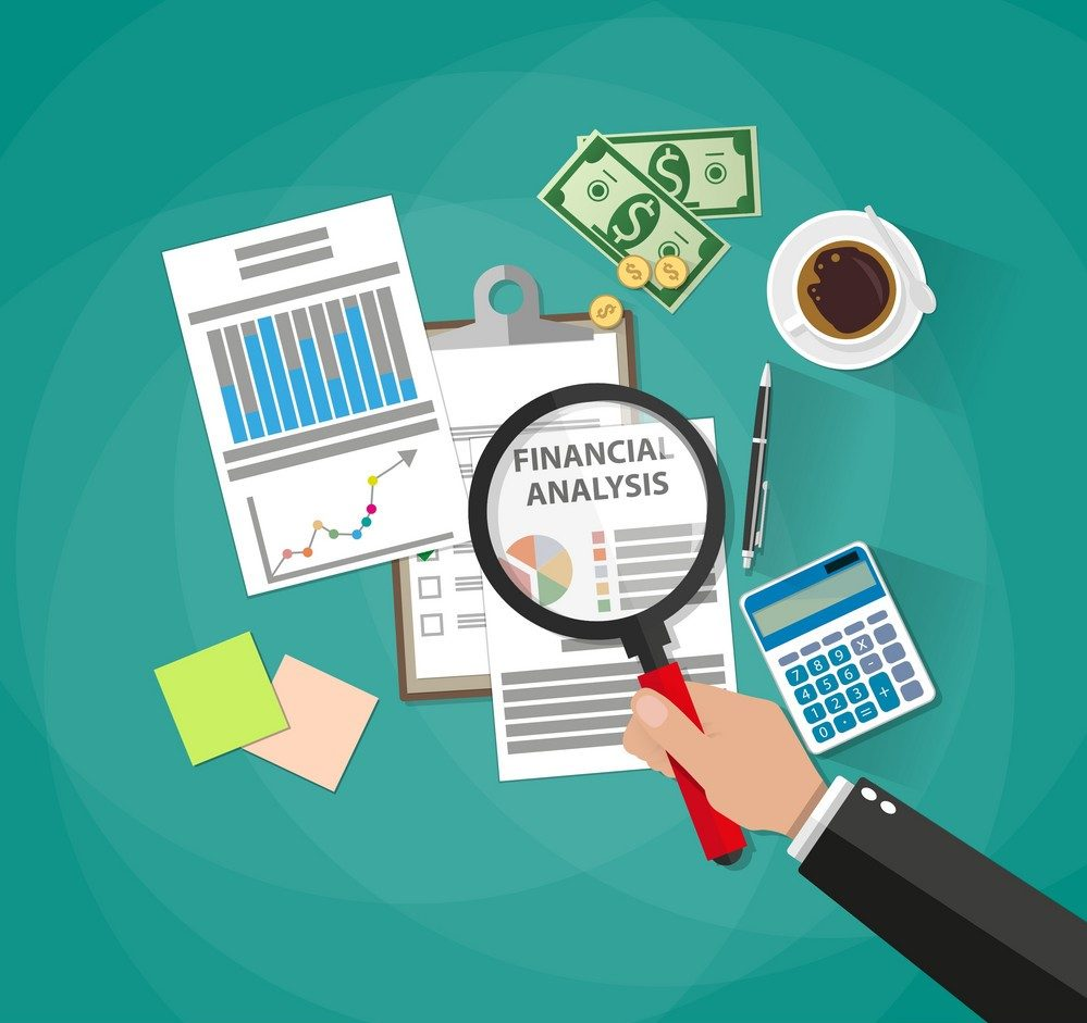 Track your company's financial performance with summitBI solution
